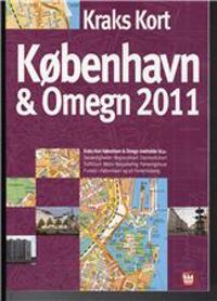 Kraks Kort København og Omegn 2011