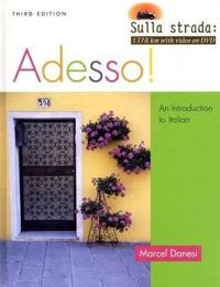 Adesso!: An Introduction to Italian, Student Text with Audio CD, 3rd Editio