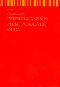 Performanssin pieni punainen kirja