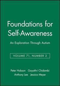 Foundations for Self -awareness