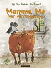 Mamma Mø har vårrengjøring