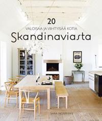 20 valoisaa ja viihtyisää kotia Skandinaviasta