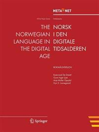 The Norwegian Language in the Digital Age