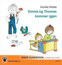 Emma og Thomas kommer igjen