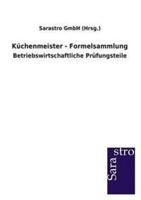 Kuchenmeister - Formelsammlung