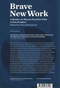 Brave New Work / Schone neur Arbeit