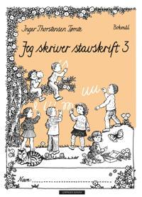 Jeg skriver stavskrift 3 - Inger Thorstensen Tømte   Inprintwriters.org