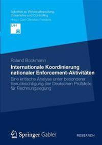 Internationale Koordinierung Nationaler Enforcement-aktivitaten