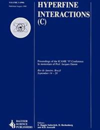 Proceedings of the Icame '97 Conference