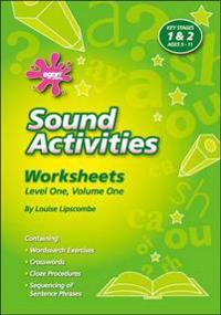 Sounds Activities : Worksheets Level 1 v. 1
