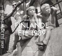 Finlande, ete 1939