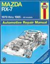 Mazda Rx-7 Rotary, 1979-1985