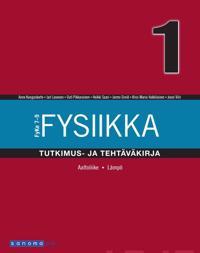 FyKe 7 - 9 Fysiikka Tutkimus- ja tehtäväkirja 1