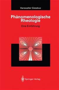 Ph nomenologische Rheologie
