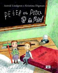 Peter og Petra - Astrid Lindgren   Inprintwriters.org