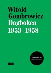 Dagboken 1953-1958 - Witold Gombrowicz pdf epub