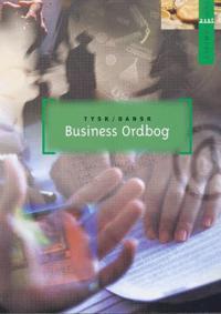 Business ordbog - tysk-dansk