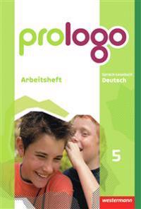 prologo 5 A. Arbeitsheft. Grundausgabe. Hauptschule