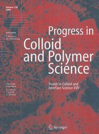 Trends in Colloid and Interface Science XVII