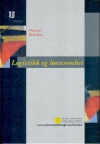 Logistikk og lønnsomhet - Morten Brenden pdf epub