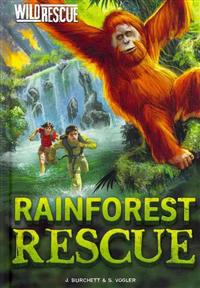 Rainforest Rescue - Jan Burchett  Sara Vogler  Diane Le Feyer - böcker (9781434237682)     Bokhandel