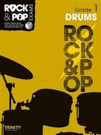 Trinity RockPop Exams: Drums Grade 1
