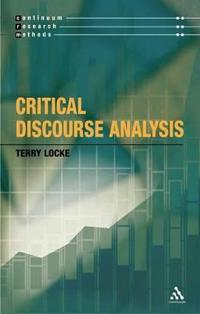 Critical Discourse Analysis