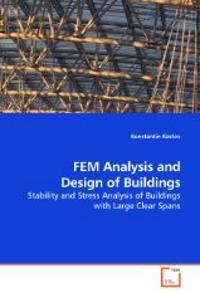 FEM Analysis and Design of Buildings