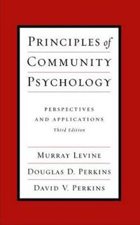 Principles Of Community Psychology