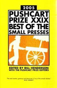 The Pushcart Prize Xxix