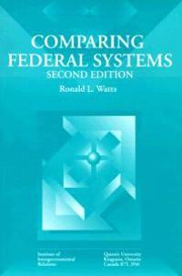 Comparing Federal Systems