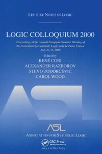 Logic Colloquium 2000