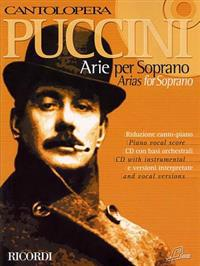 Cantolopera: Puccini Arias for Soprano [With CD]
