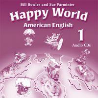 American Happy World 1: Audio CDs (2)