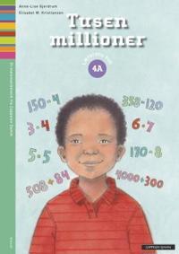Tusen millioner 4A - Anne-Lise Gjerdrum, Elisabet W. Kristiansen   Inprintwriters.org