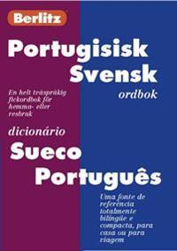 Portugisisk-svensk, svensk-portugisisk ordbok : Dicionário português-sueco, sueco-português