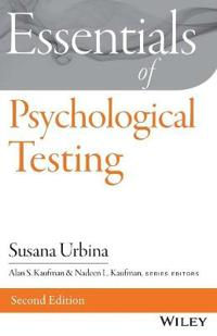 Essentials of Psychological Testing, 2nd Edition