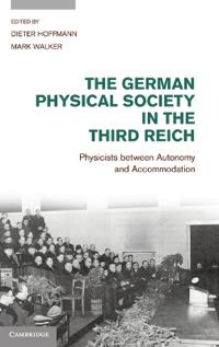The German Physical Society in the Third Reich