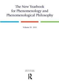 The New Yearbook for Phenomenology and Phenomenological Philosophy XI 2011