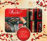 Sushi - Houkutuksia idästä (kirja & lahja)