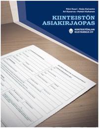 Kiinteistön asiakirjaopas (+cd-rom)