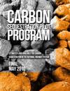 Carbon Sequestration Pilot Program: Estimated Land Available for Carbon Sequestration in the National Highway System
