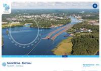 Merikarttasarja V Savonlinna-Joensuu 1:40 000/1:20 000