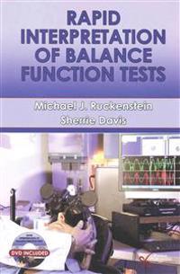 Rapid Interpretation of Balance Function Tests
