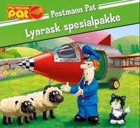 Postmann Pat; lynrask spesialpakke