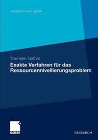 Exakte Verfahren F r Das Ressourcennivellierungsproblem