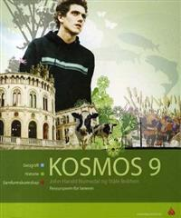 Kosmos 9 - John Harald Nomedal, Ståle Bråthen | Ridgeroadrun.org