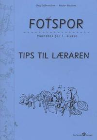 Fotspor - Dag Gulbrandsen | Inprintwriters.org