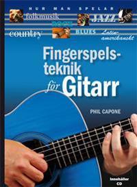 Fingerspelsteknik för gitarr
