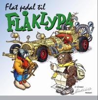 Flat pedal til Flåklypa